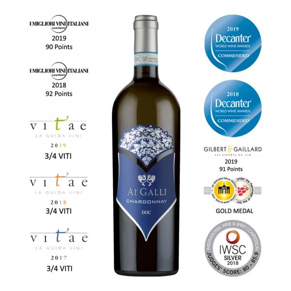 Ai Galli Select Chardonnay DOC Lison Pramaggiore 2017